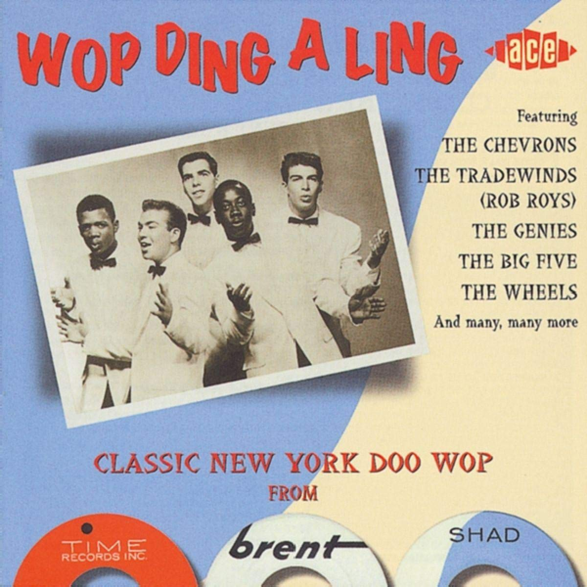 Wop Ding a Ling: Classic New Gifts York from Time Minneapolis Mall Doo Sha Brent