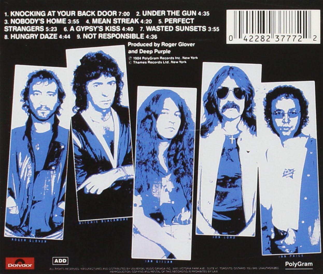Perfect Strangers Amazon.co.uk CDs & Vinyl