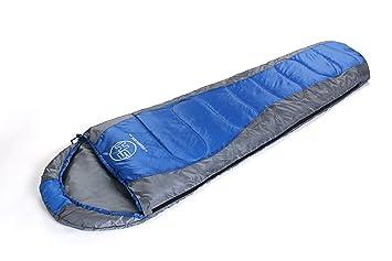 3 Season Mummy Sleeping Bag With Waterproof Shell