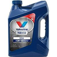 Valvoline Premium Blue Extreme SAE 5W-40 Full Synthetic Engine Oil 1 GA
