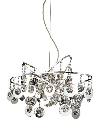 Eurofase 16479 012 nimah 12 light chandelier chromeasfour crystal eurofase 16479 012 nimah 12 light chandelier chromeasfour crystal aloadofball Image collections