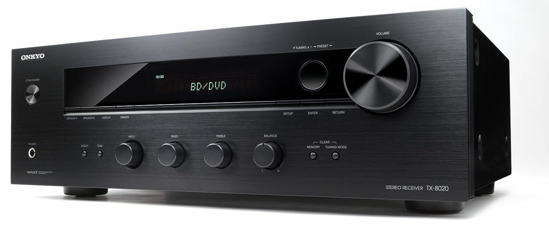 Onkyo Tx 8020 2 Channel Stereo Receiver Electronics Making Power Amplifier 30 8211 100watts