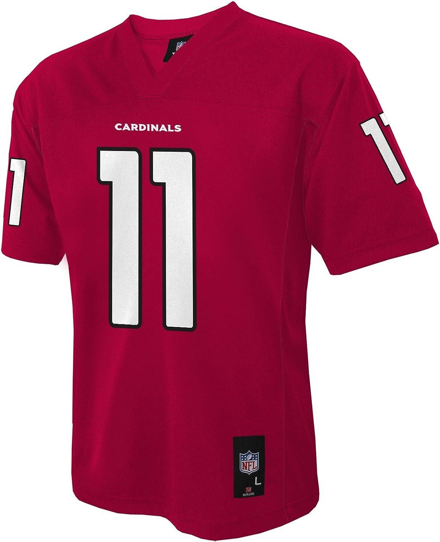 Larry Fitzgerald Arizona Cardinals NFL Youth Boys 8-20 Mid-Tier Jersey, Wine