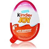Kinder Joy Chocolate - with Surprise (Girls), 20g Pack