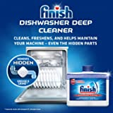 Finish Dual Action Dishwasher Cleaner: Fight Grease & Limescale, Fresh, 8.45oz