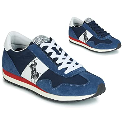 Ralph Lauren Uomo Sneaker NVYWHT Mod. 5192