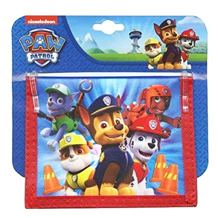 Amazon.com: Nick Jr Paw Patrol Bifold Wallet: Toys & Games