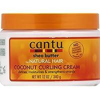 Cantu Shea Butter Coconut Curling Cream 33 12 Ounces
