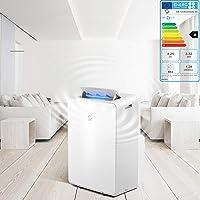 MODERN LIFE 4 in 1 Portable Air Conditioner Uint - Air Cooler, Dehumidifier, Air Purifier Fan & Sleeping Mode, 3 Fan Speed & 24 Hour Timer ¨C 5000Btu/7000Btu/9000Btu/12000Btu/14000Btu/16000Btu
