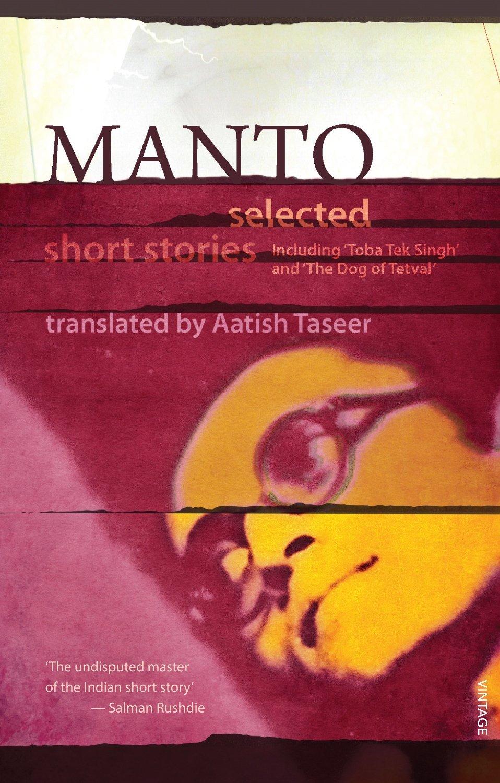 Manto Selected Short Stories Sa Adat Hasan Manto 9788184001440