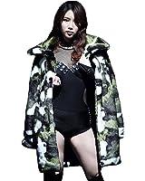JTENGYAO Mens Faux Fur Coat Outerwear Winter Jacket at Amazon Men's