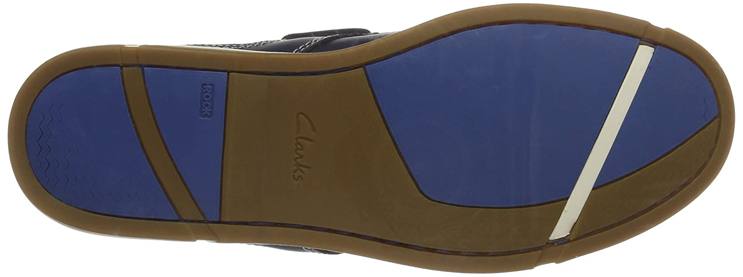 navy Fulmen Row Boat C Shoe Men's Clarks vmNnPOyw80