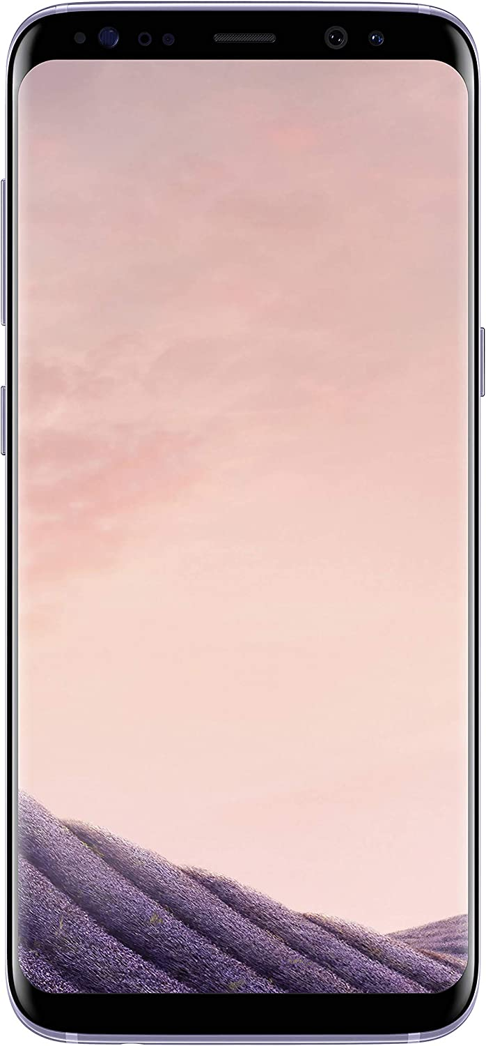 Samsung Galaxy S8 64GB Unlocked Phone - US Version (Orchid Gray)