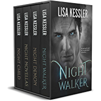 The Night Series - Entire Series Boxed Set : New World Immortal Mayan Vampire Romance