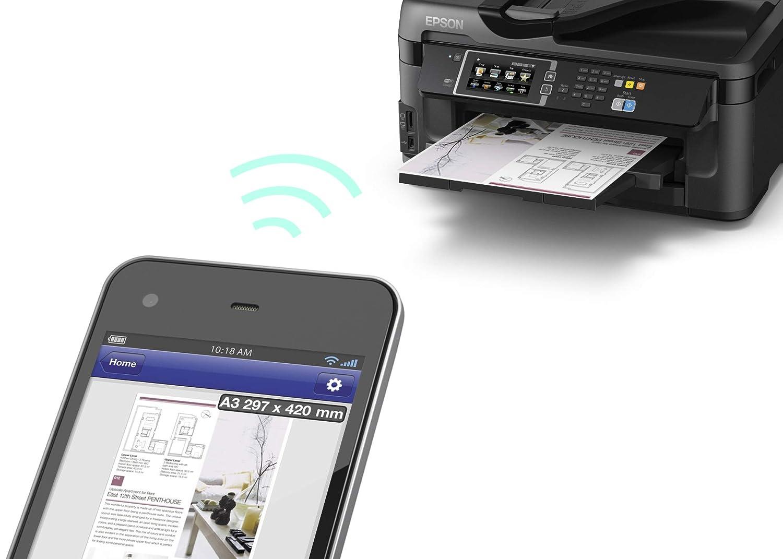 Amazon.com: Epson WorkForce WF-7610DWF Imprimante Couleur ...