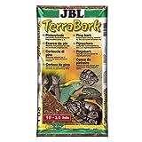 JBL 71022 Bodensubstrat, für Wald und Regenwaldterrarien, Pinienrinde, 10 - 20 mm, TerraBark, 20 l