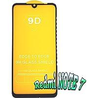 Película Full Cover Redmi Note 7 Vidro 9d Top Lançamento - Ya Acessórios