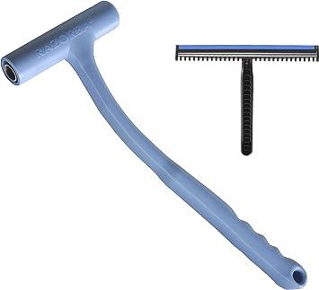 Razorba - Afeitadora de pelo trasera + Razorba G.O.A.T. Maquinilla ...