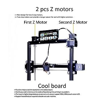 Dailyinshop Flsun - Kit de Impresora 3D de Gran área de impresión ...