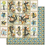 Teenagers Double-Sided Cardstock 12''X12''-Street Dancing