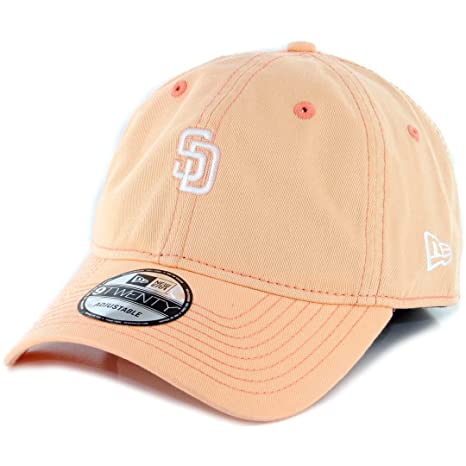 new style 02315 30618 ... mlb relaxed 2tone 9twenty strapback cap qb1p88m9e15 4da6c 22bc1   germany image unavailable. image not available for. color new era 920 san  diego padres