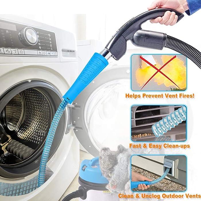 Top 9 Dryer Vent Vaccuum Shark
