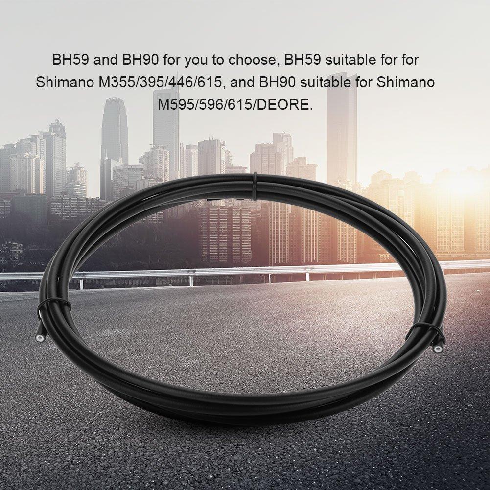 Dioche Bremsschlauch BH90 BH59 Oliven und Verbindungseins/ätze Hydraulik Bremsschl/äuche