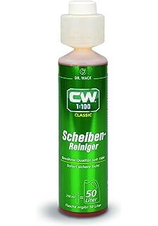 Dr. Wack 1710 CW 1:100 Classic - Jabón para sistema de limpiacristales de