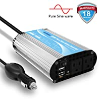 Deals on Giandel Pure Sine Wave Power Inverter 300Watt PS-300B