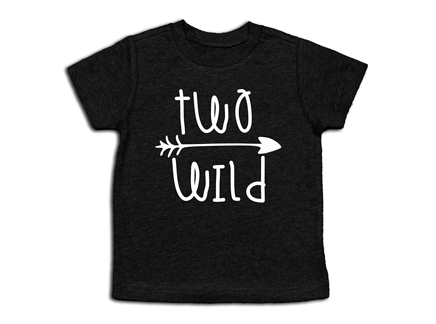 Amazon Oliver And Olivia Apparel Two Wild Shirt 2nd Birthday 2 Year Old Tee Toddler Clothing