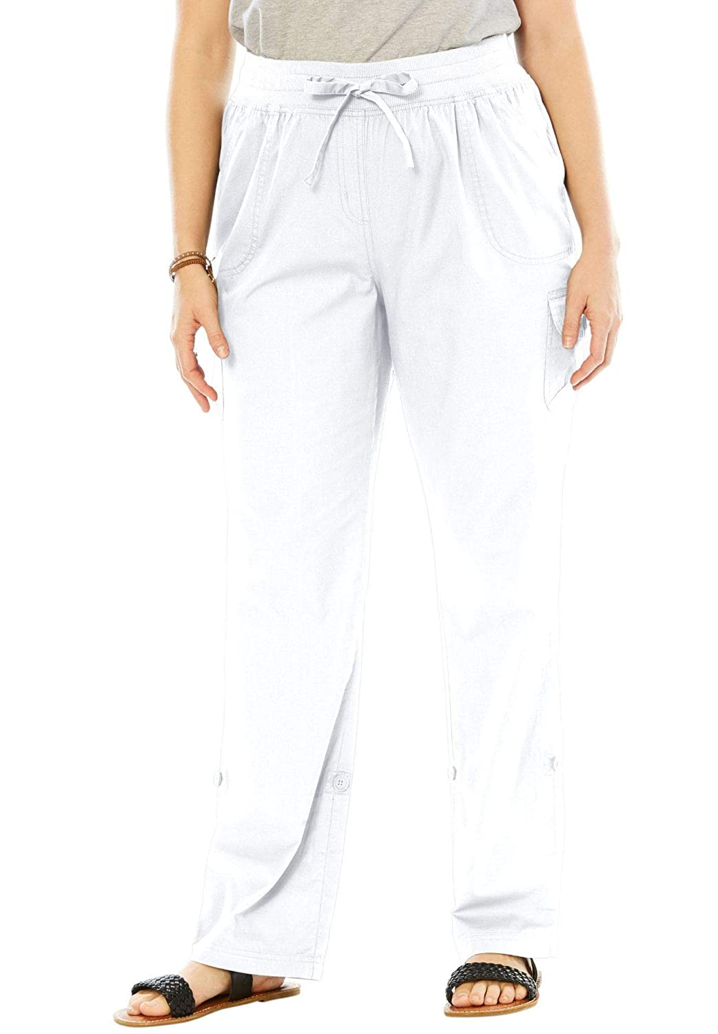 Woman Within-Capris-24W