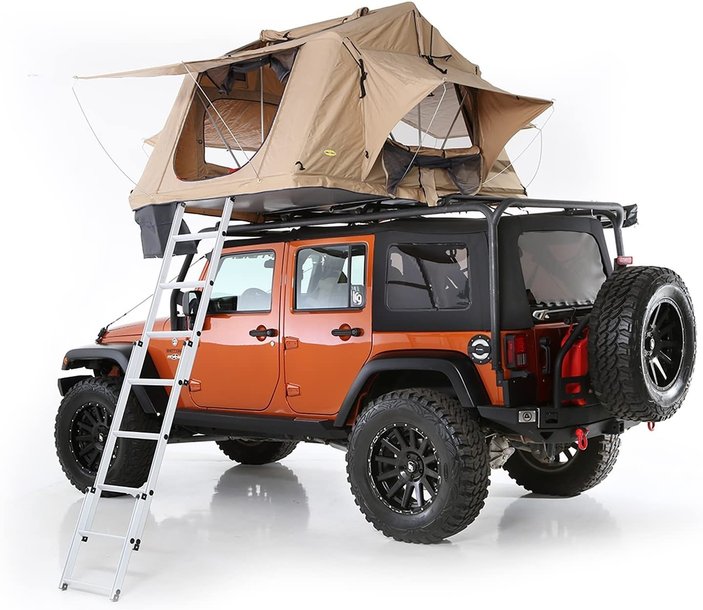 Jeep Tents Roof