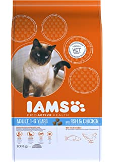 IAMS Proactive Health Adult With Fish & Chicken Comida para Gatos - 10000 gr