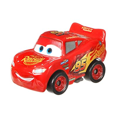 Disney Cars GKD78 Pixar Cars Mini Single Blind Bag Assortment, Multicoloured: Toys & Games
