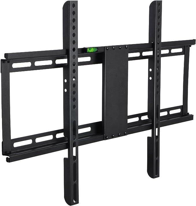 Famgizmo Soporte para TV Pared de Televisor 32-70 Pulgadas (81-178cm) de Pantalla Plana(LED LCD Plasma 4K 3D), Máx Vesa 600x400mm, hasta 55kg(121lbs), con Nivel de Burbuja: Amazon.es: Electrónica