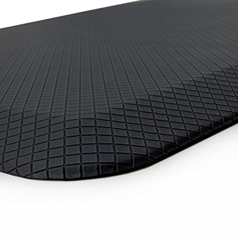 buhbo ergo comfort series anti fatigue floor mat for office kitchen standing desk amazon com  buhbo ergo comfort series anti fatigue floor mat for      rh   amazon com