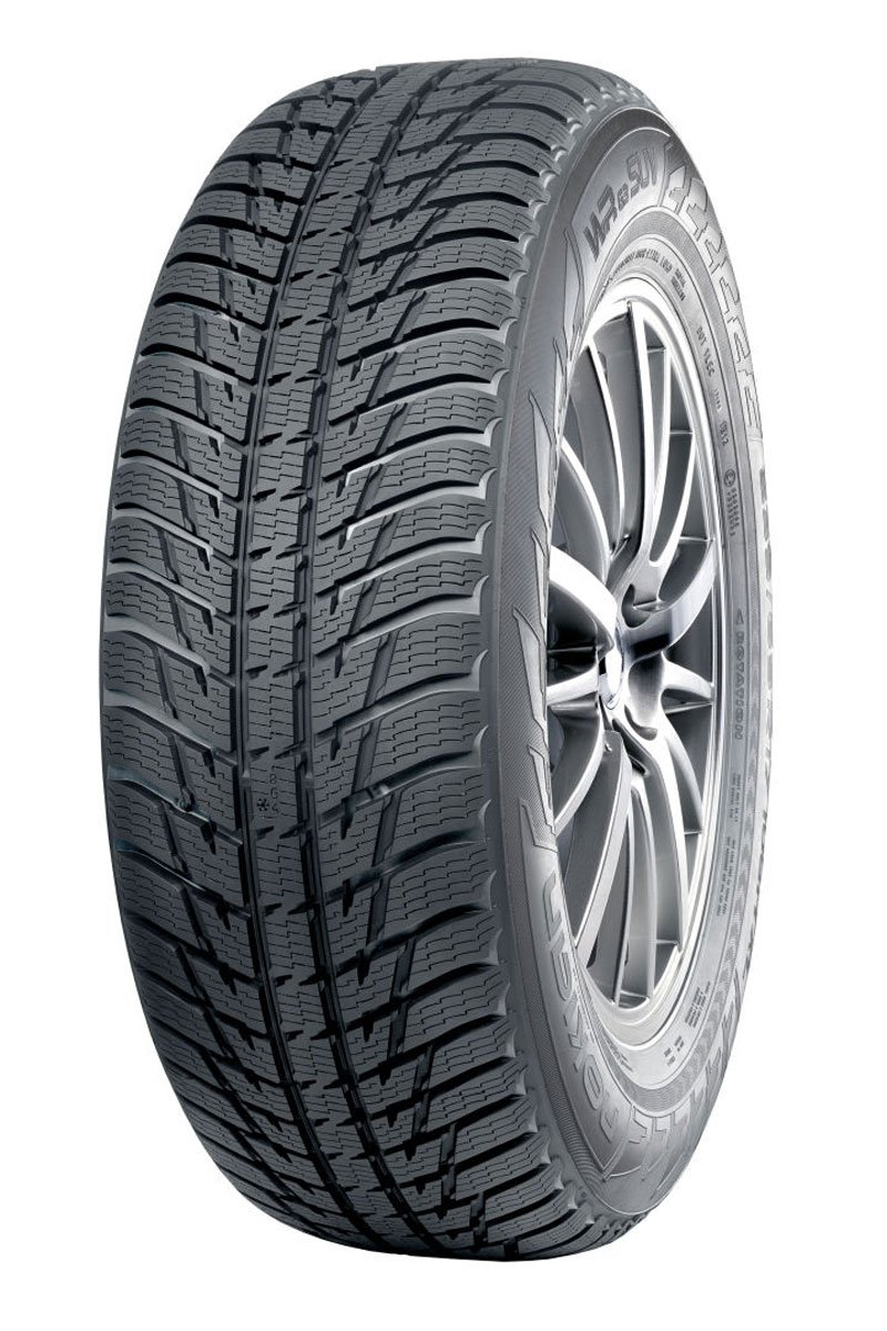Nokian WR G3 SUV Performance-Winter Radial Tire-235/55R20 105H