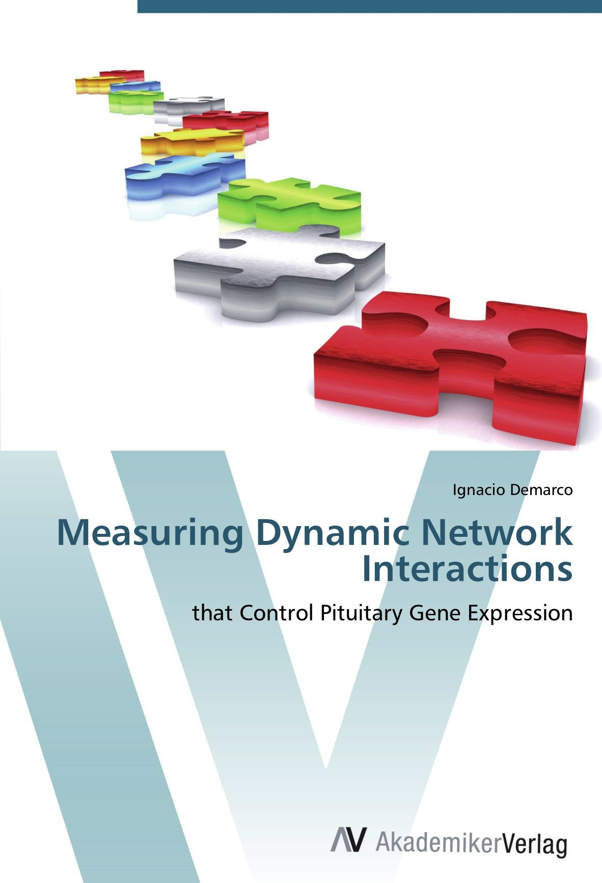 Read Online Measuring Dynamic Network Interactions: that Control Pituitary Gene Expression pdf epub