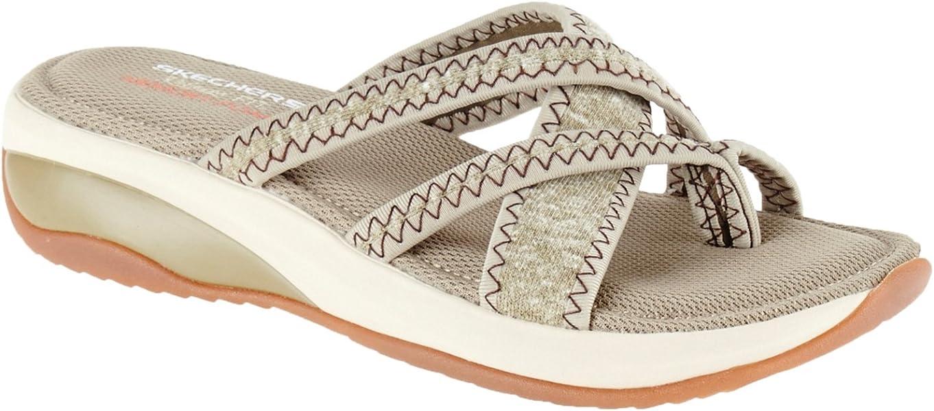 876eda553fba Skechers Cali Women s Promotes-Excellence Platform Sandal ...