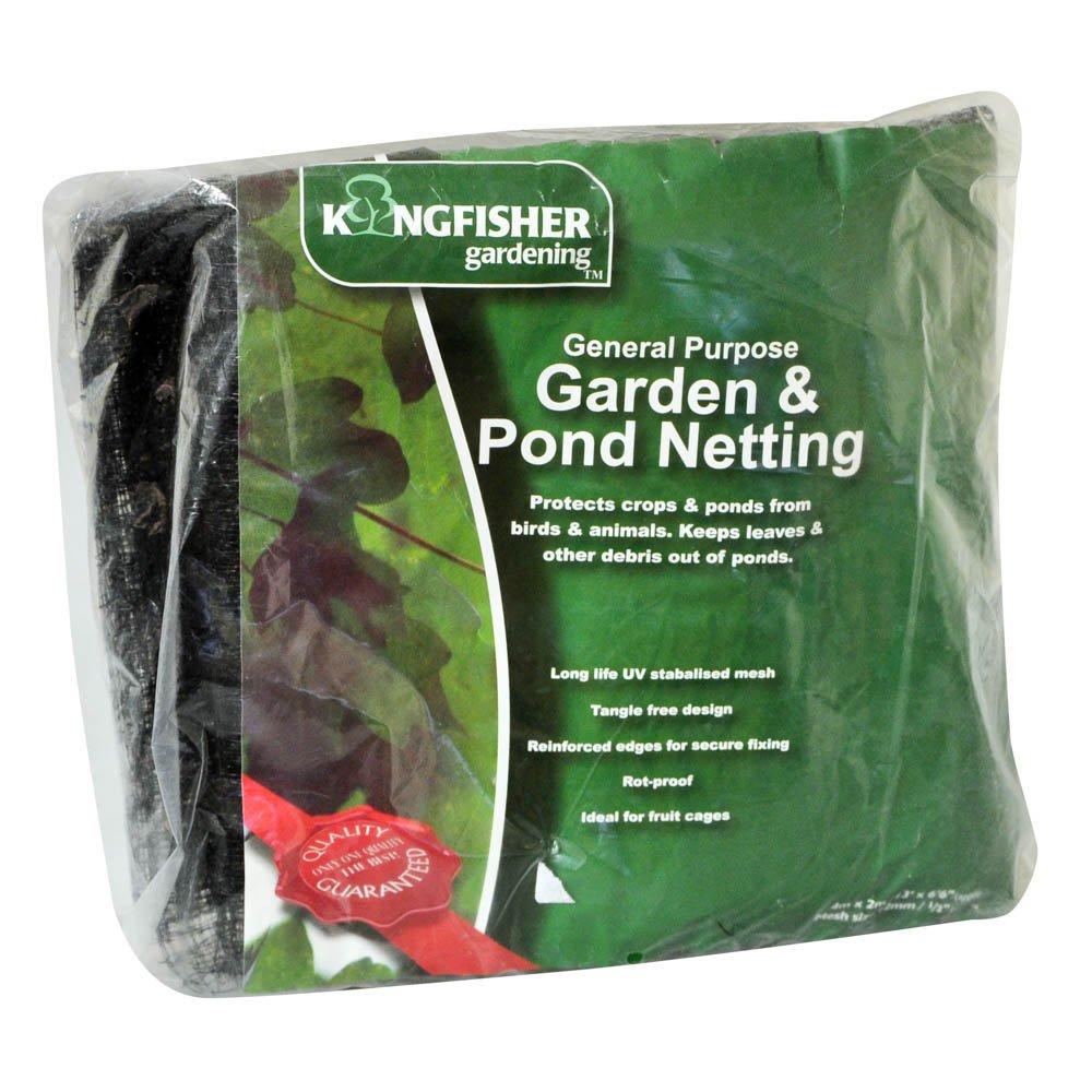 Kingfisher 4 x 2m Garden Pond Netting King Fisher GSNETT