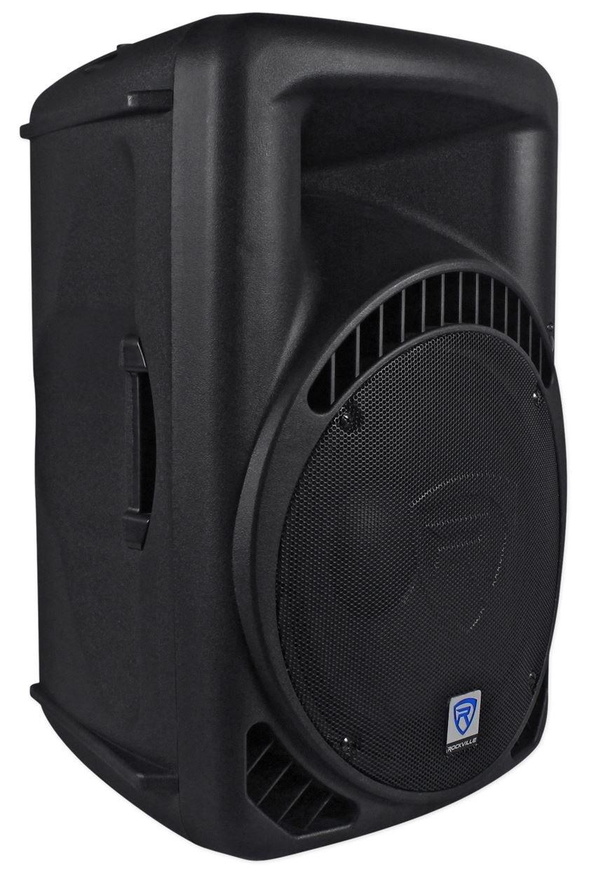 Rockville 15'' Powered 1000W DJ PA Speaker BlueTooth, USB, SD, EQ, Remote (RPG15BT) by Rockville (Image #3)
