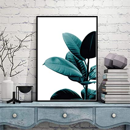 Amazon Com Guo Nuoen Plant Green Leaves Tree Branch Wall