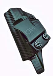 Holster HQ Elite Series Custom IWB Models Compatible with Heckler Koch Kahr Glock Ruger Taurus Smith Wesson Walther Springfield SCCY Sig Sauer Pistol Models Premium Inside The Waist Band Holsters