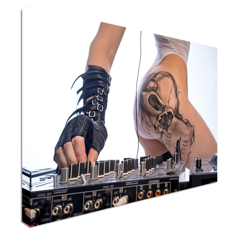 Art Okay La Niña - DJ con un Tatuaje en el Culo | 40 x 30 ...