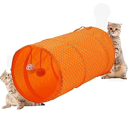 Valentoria - Jaula plegable para el día de la madre, ideal para gatos y gatos