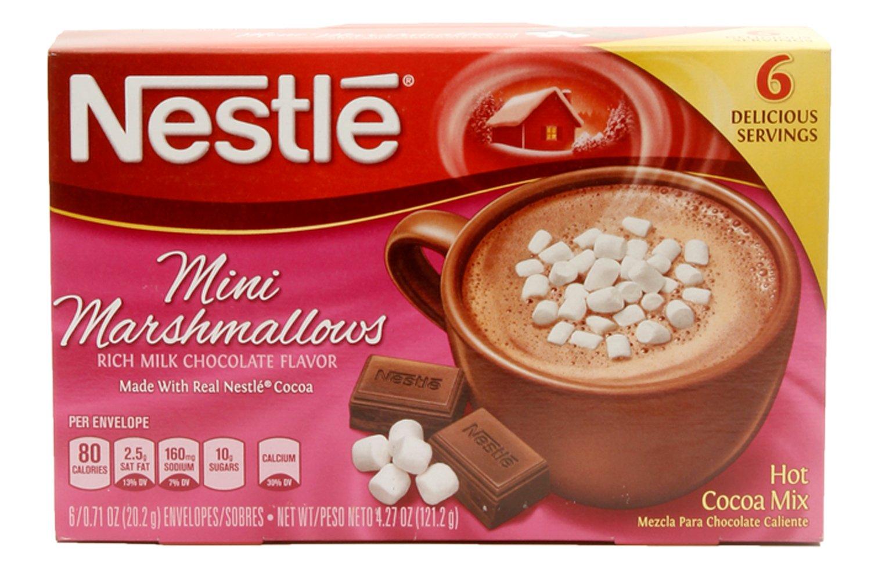 Nestle Hot Cocoa Mix Mini Marshmallows Hot Cocoa Mix, 4.27 Ounce