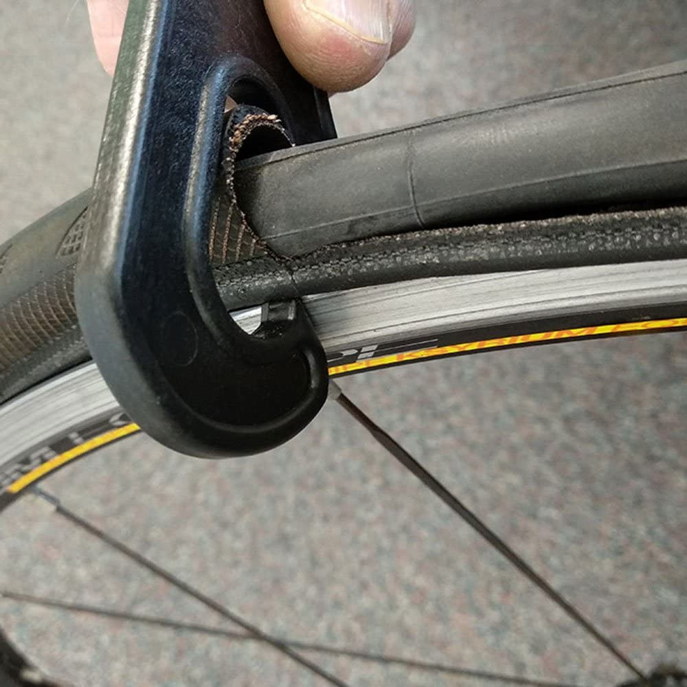 One Size Black TyreKey Unisexs Tyre Lever