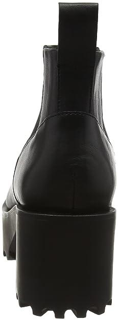 Cheap Monday Latch - Bottes Classiques Femme - Noir (Black 200) - 35 EU (2.5 UK) A3p1hUE