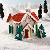 Bucilla Christmas Village House Felt Applique Kit