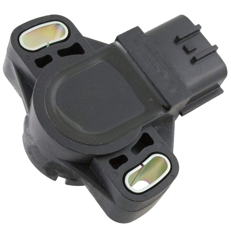 Terisass 2 Pcs Crankshaft Position Sensor 23731-6J906 23731-6J966 Car Camshaft Position Sensor Fit for Infiniti FX35 G35 I35 M35 Nissan 350Z Altima Frontier Maxima Pathfinder Quest Xterra 2002-2016